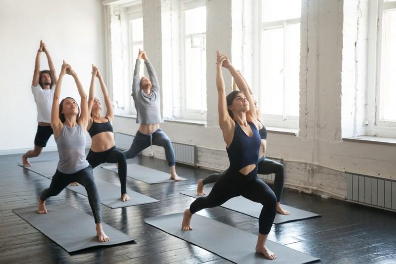 Lær dig selv at kende med blid yoga